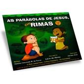 Parábolas de Jesus em Rimas (As) - Volume 2