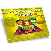Parábolas de Jesus em Rimas (As) - Volume 4
