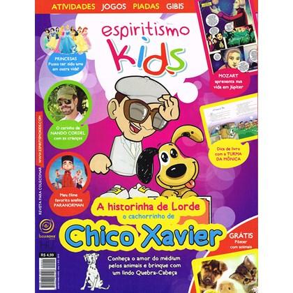 Revista Espiritismo Kids - Edição 02