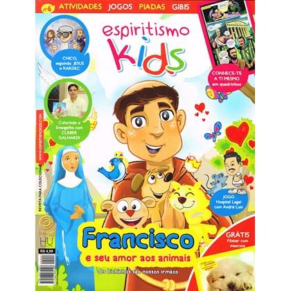 Revista Espiritismo Kids - Edição 06