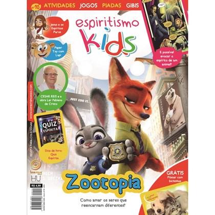 Revista Espiritismo Kids - Edição 10