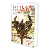 Roma Na Luz do Anoitecer