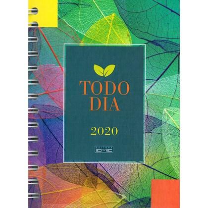 Todo Dia 2020 - Bolso / Wire-o / Capa Dura