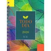 Todo Dia 2020 - Wire-o / Capa Dura