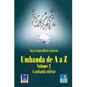 Umbanda de A a Z Vol 2 - Nova Edição